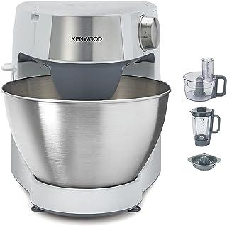 Kenwood Prospero + Khc29.Howh Keukenmachine, 4,3 L Roestvrijstalen Kom, 1000 Watt, Incl. 3-Delige Patisserie Set, Hakmole...