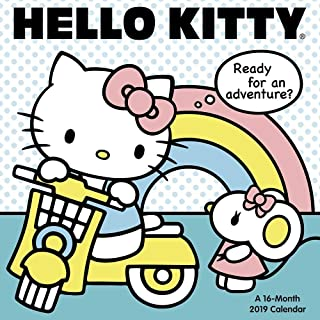 2019 Hello Kitty Wall Calendar, More Moms & Babies by ACCO Brands