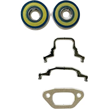 New Gasket Set With Oil Seal Fits Husqvarna 445 450 Replaces OEM 544 97 20-01