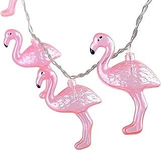 Pop Shop Flamingo Figural String Light, Pink