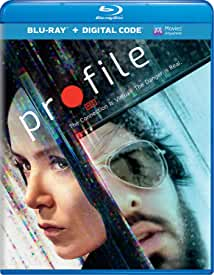 Suspenseful Thriller PROFILE arrives on Digital July 27 and on Blu-ray, DVD Aug. 10 from Universal