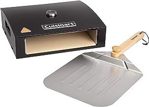 Cuisinart CPO-700 Grill Top Pizza Oven Kit, Black & Aluminum