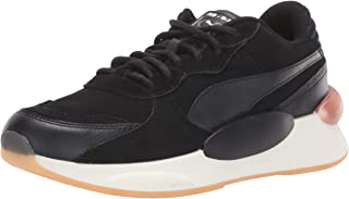PUMA Womens Rs 9.8 Black Size: 6.5