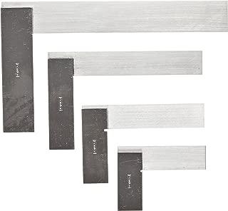 Fowler Full Warranty 52-432-246-0 Machinist Hardened Steel Square Set, 2