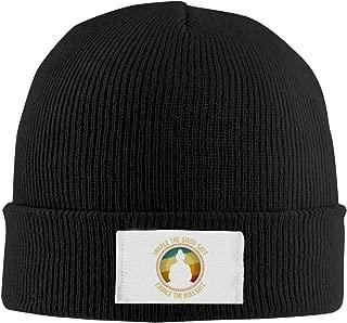 Negi Inhale The Good Shit Exhale The Bullshit Knitted Hat Beanie Caps Cool Unisex