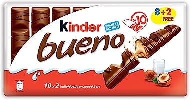 Kinder Bueno - 43g - 10 packs