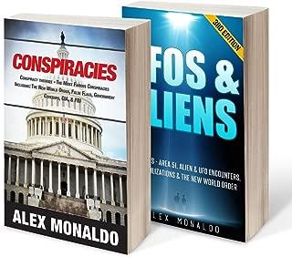 Conspiracies, Bundle I: Conspiracies, UFOs and Aliens