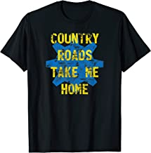 MathWare Country Roads Take Me Home Vault Gear 76 T-shirt