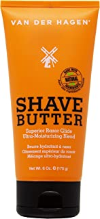 Van Der Hagen Shave Butter- Best Shave (6 oz)