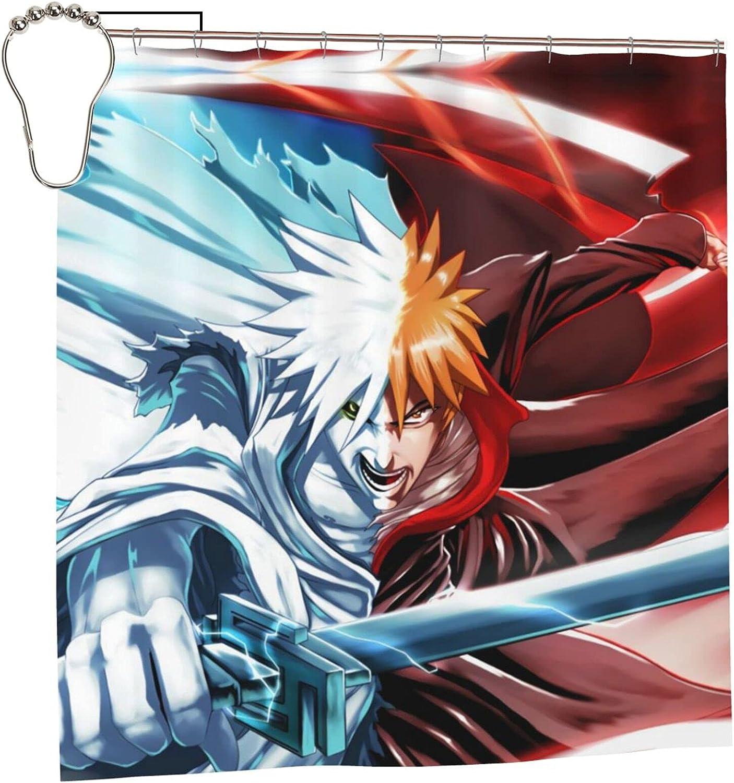 Bleach Max 80% OFF Anime Kurosaki New Shipping Free Shipping Ichigo Bathroom 72