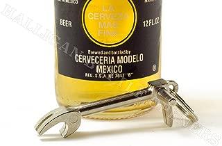 Halligan Bottle Opener Key Chain Firefighter