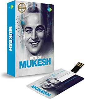 Music Card: Hits of Mukesh (320 Kbps MP3 Audio)
