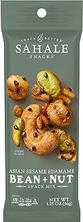 Sahale Snacks Asian Sesame Edamame Bean + Nut Snack Mix, 1.25 Ounces (Pack of 18)