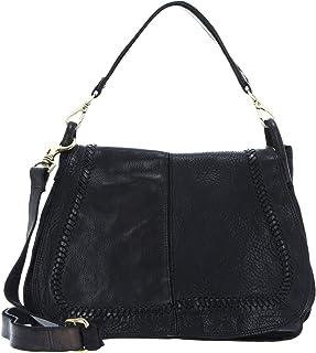 Campomaggi Shoulder Bag L Grigio