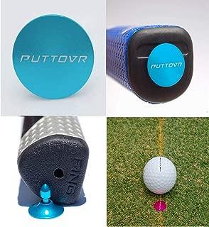 PUTTOVR Golf Ball Marker