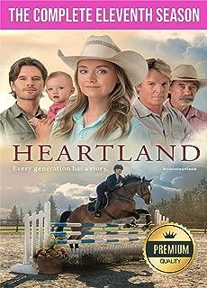 BestForYou Heartland The Complete Eleventh Season 11 Full Movie DVD (5 - Disc Set)