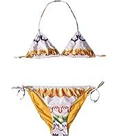 Missoni Kids - Printed Bikini (Big Kids)