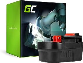 GC® (2Ah 12V Ni-MH) A12 A12-XJ A12EX A1712 B8315 BD1204L BPT1047 FS120B FS120BX FSB12 HPB12 Batterij voor Black & Decker B...