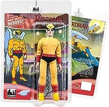 Figures Toy Company Birdman & The Galaxy Trio 8 Inch Retro Action Figures Series: Birdman Ray Randall