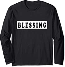 Easy DIY Halloween Costume Idea | Blessing in Disguise Long Sleeve T-Shirt