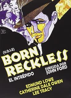 Born Reckless NON-USA FORMAT, PAL, Reg.0 Spain
