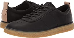 Black Nubuck Leather