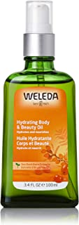 Weleda Sea Buckthorn Hydrating Body and Beauty Oil, 3.4 Fl Oz