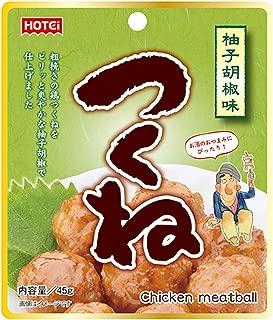 ホテイフーズコーポレーション つくね柚子胡椒味 45g ×6袋