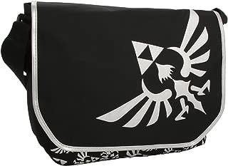 Bioworld Legend of Zelda Messenger Bag Standard Black