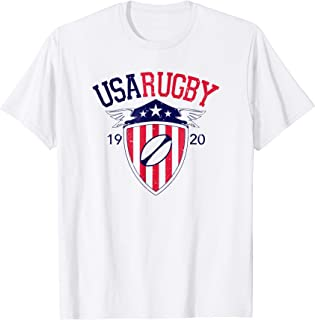 Vintage USA Rugby T-shirt