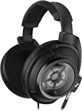 Sennheiser HD 820 Over-the-Ear Audiophile Reference Headphones - Ring Radiator Drivers with Glass Reflector Technology, So...
