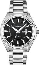BINLUN Waterproof Men's Automatic Watches Luminous Calendar Watches for Men