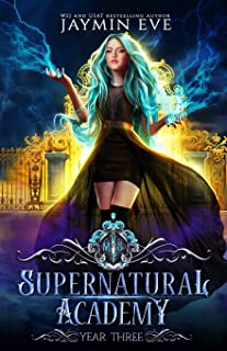 Supernatural Academy: Year Three: 3