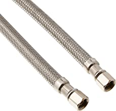 Certified Appliance Accessories IM120SS Braided Stainless Steel Ice Maker Connector (10ft)
