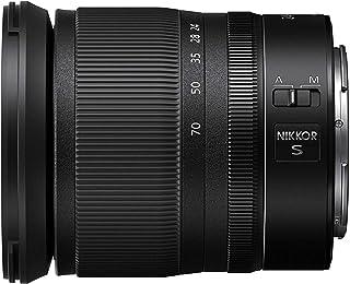 Nikkor Z 24-70MM f/4 S Lens, Black