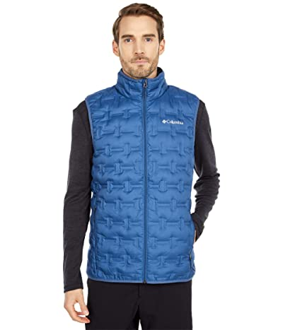 Columbia Delta Ridgetm Down Vest (Night Tide) Men