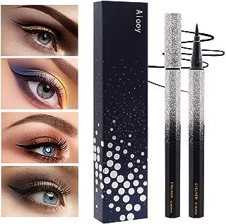 Liquid Eyeliner, Waterproof Eyeliner Pencil, Long Lasting Eye liner Pen, Smudge Proof Make Up, All Day Beautiful Looking, ...
