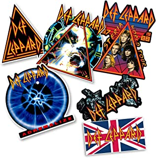 def leppard stickers