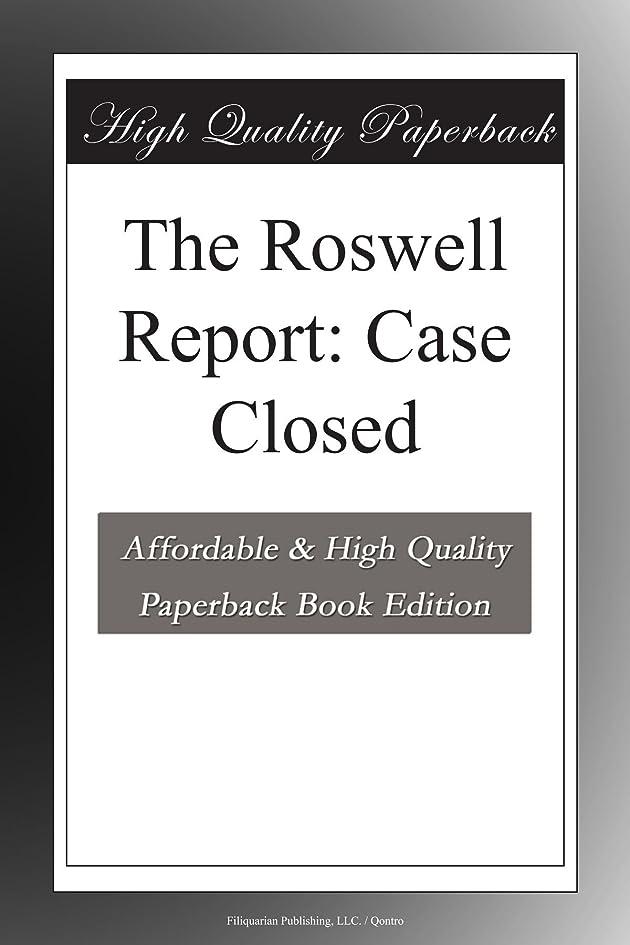 両方出撃者人質The Roswell Report: Case Closed