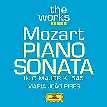 Mozart: Piano Sonata In C major K.545