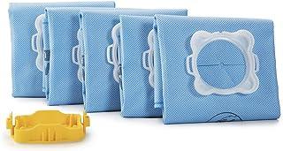 Rowenta Lot de 5 sacs Wonderbag Original Mint Aroma, Compatibles avec les aspirateurs traineaux, Adaptateur breveté univer...