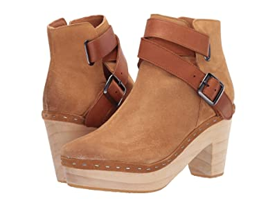 Free People Bungalow Clog Boot (Sand) Women