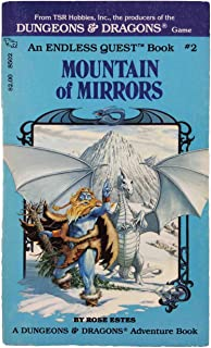 Mountain of mirrors (Endless quest book)