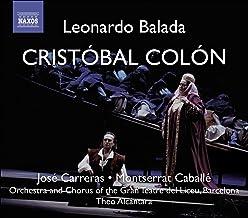 Cristobal Colon (Christopher Columbus): Act II Scene 8a: Aria: En donde esta la voluntad de Dios (Columbus)