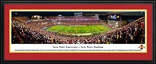 Iowa State Cyclones Football - 50 Yard Line at Jack Trice Stadium - Blakeway Panoramas Print
