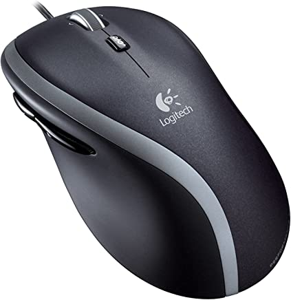 Amazon com: corded gaming mouse - Logitech