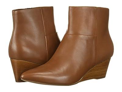 Cole Haan Eneida Wedge Bootie 55 mm (Nosib Leather) Women