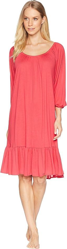 Malva 3/4 Sleeve Gown
