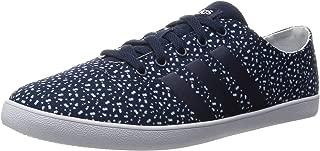 adidas Neo VS QT Vulc Womens Trainers/Shoes - Navy