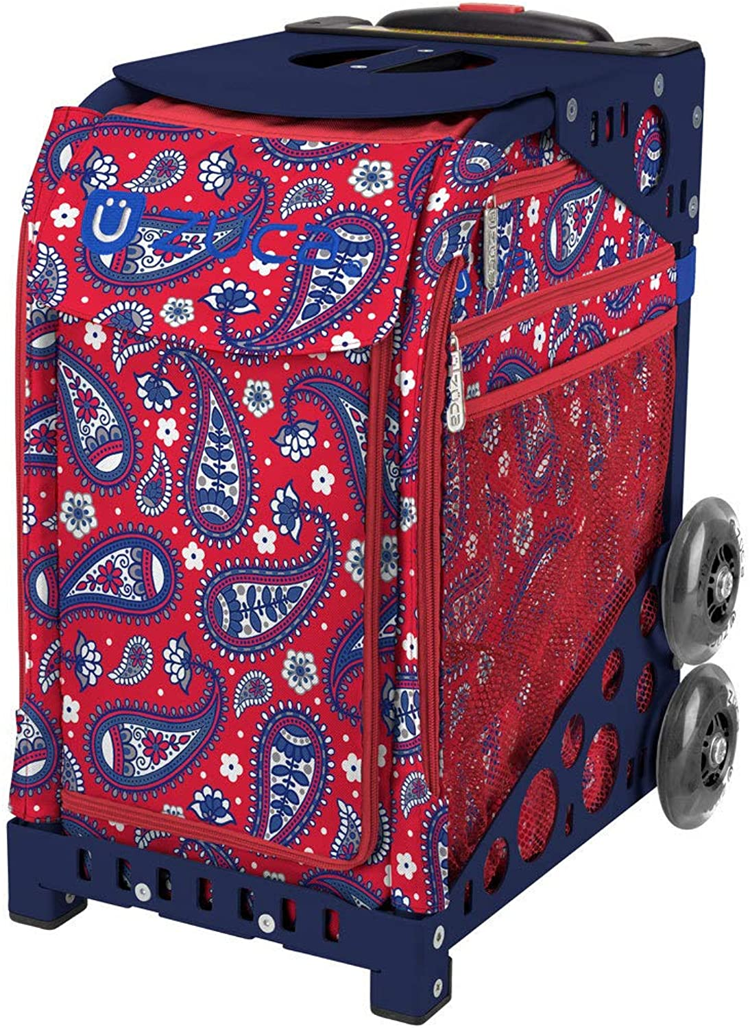 1dfadebdb20f ZUCA Sport with Builtin Seat Paisley in Insert Bag, Choose Your ...